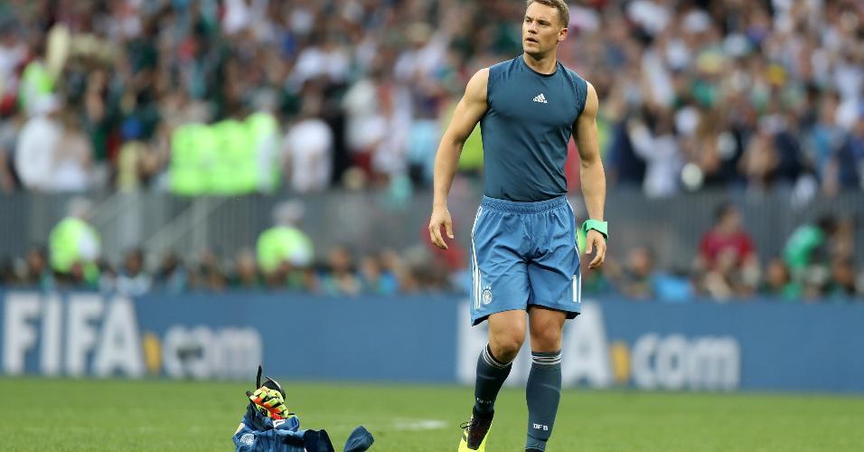Manuel Neuer, da Alemanha