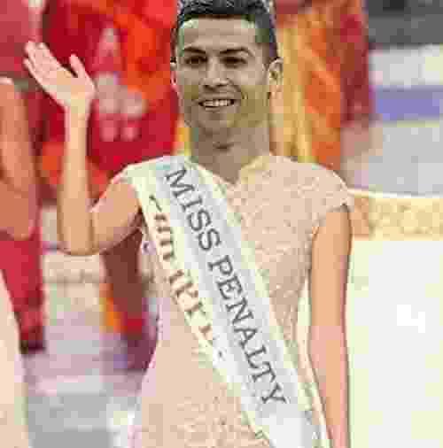 Portugal e Irã fizeram um jogo muito louco no fechamento do grupo B: Cristiano Ronaldo não fez gol, perdeu um pênalti e viu seu time tomar sufoco no final - Reprodução/Twitter