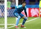 Ex-nômade, goleiro do Irã morou na rua, entregou pizza e hoje sonha com PSG - Patrick Smith - FIFA/FIFA via Getty Images