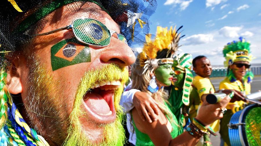 """Problemas em envio do dinheiro atrasou projeto da """"Casa Brasil"""" - AFP PHOTO / Mladen ANTONOV"""