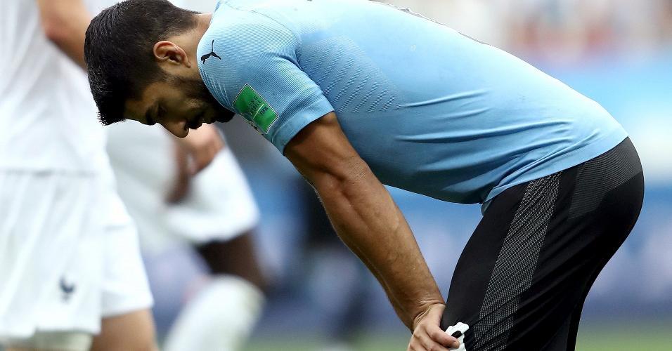 Suárez lamenta desvantagem no placar