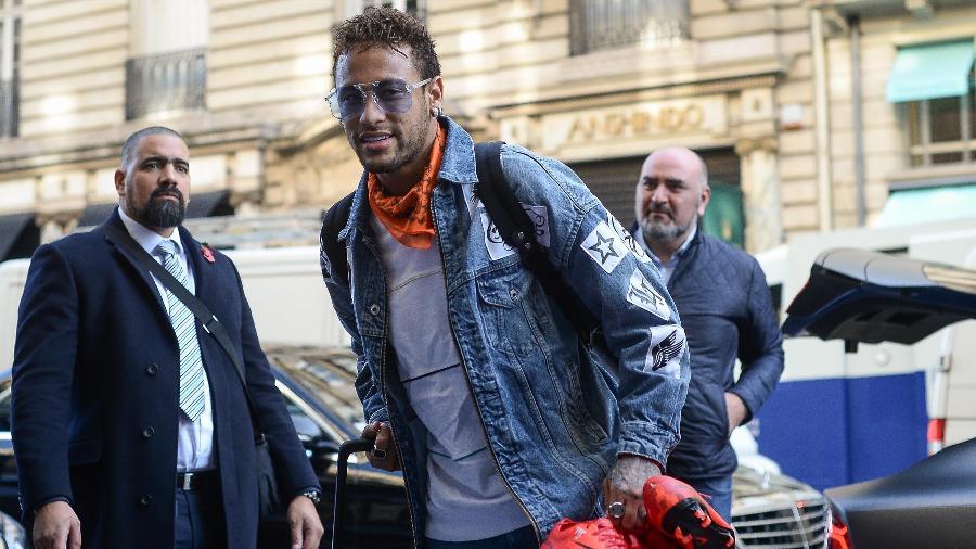 Neymar se apresentou ao time de Tite. Seleção brasileira fará amistosos contra o Japão e Inglaterra - Pedro Martins / MoWA Press