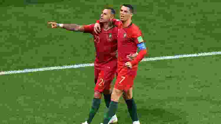 quaresma - Hector Vivas/Getty Images - Hector Vivas/Getty Images