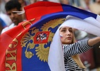 Croácia enfrenta a Rússia neste sábado (7) - Kevin C. Cox/Getty Images