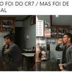 Pela primeira vez na Copa, Portugal fez um gol sem ser de Cristiano Ronaldo, mas não conseguiu a vitória - Reprodução/Twitter