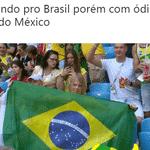 O goleiro mexicano Ochoa teve grande atuação, mas não conseguiu parar o Brasil rumo ao hexa - Reprodução/Twitter