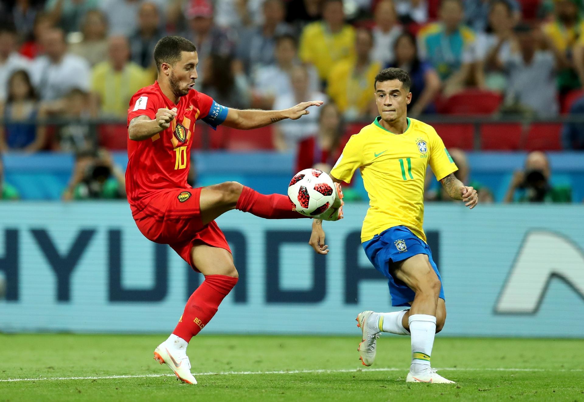 7a148ff68e Bélgica na Copa 2018  Hazard