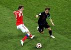 M. Fernandes salva na prorrogação, mas perde pênalti, e Croácia bate Rússia - Catherine Ivill/Getty Images