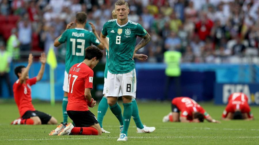 879e39f122 Copa do Mundo 2018  Brasileiros na rede social provocam Kroos após ...