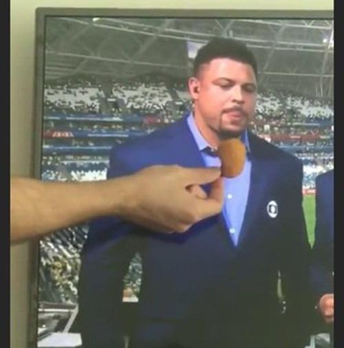 Sentiremos falta do Ronaldo comentando os jogos da seleção nesta Copa