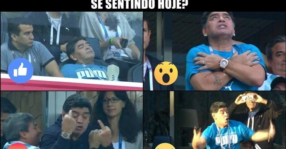 Qual Maradona é você?