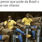 A vitória dramática contra a Suécia mostrou a força da Alemanha e aumentou o nervosismo dos brasileiros - Reprodução/Twitter