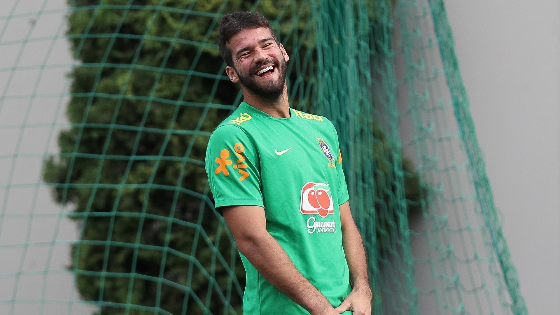 Alisson, do Brasil