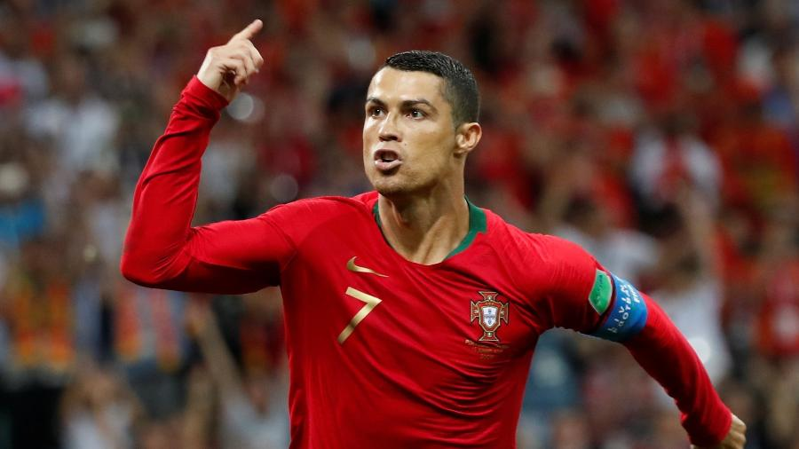 Jornais destacam protagonismo de CR7 em empate   Ronaldo vale por três  b8f9141ecf266