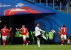 Rússia e Egito se enfrentam nesta terça-feira (19) - Lee Smith/Reuters