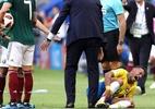 Mexicanos se irritam com Neymar após eliminação: