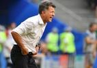 Osorio pode deixar comando do México após Copa do Mundo de 2018, diz jornal - EMMANUEL DUNAND/AFP