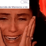 Na verdade, já tinha muita gente torcendo para Marrocos por outro motivo - Reprodução/Twitter