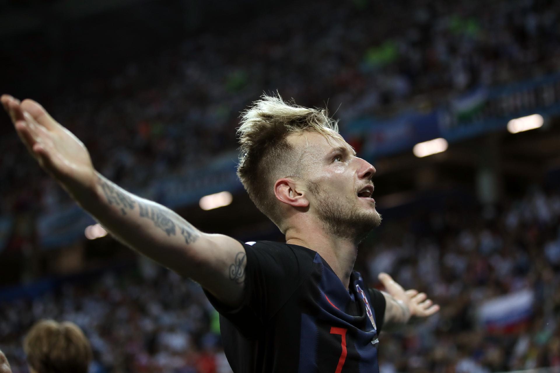 c4a1a29a98 Croácia na Copa 2018  Em foto
