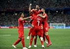 Suíça empata contra Costa Rica e pegará Suécia nas oitavas da Copa - Clive Brunskill/Getty Images