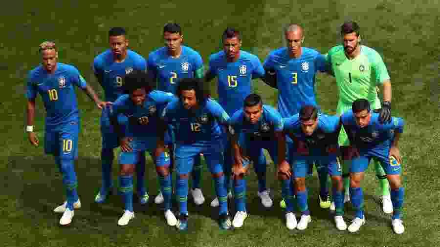 Amistoso contra a seleção brasileira acontece em 7 de setembro, em Nova Jersey, e faz parte de série de jogos - Reuters