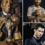 Os brasileiros adoraram tirar sarro das eliminações de Messi e Cristiano Ronaldo - Reprodução/Twitter
