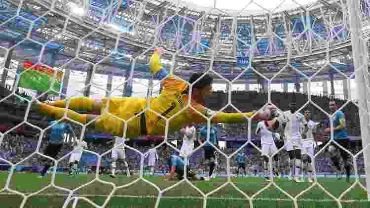 Lloris França Uruguai Copa do Mundo - Getty Images - Getty Images