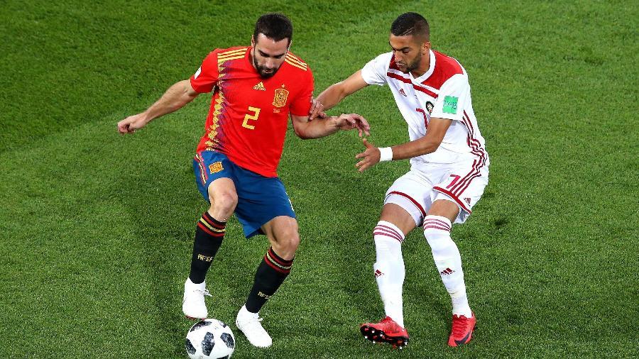 Daniel Carvajal foi convocado por Lopetegui mesmo  - Alex Livesey/Getty Images