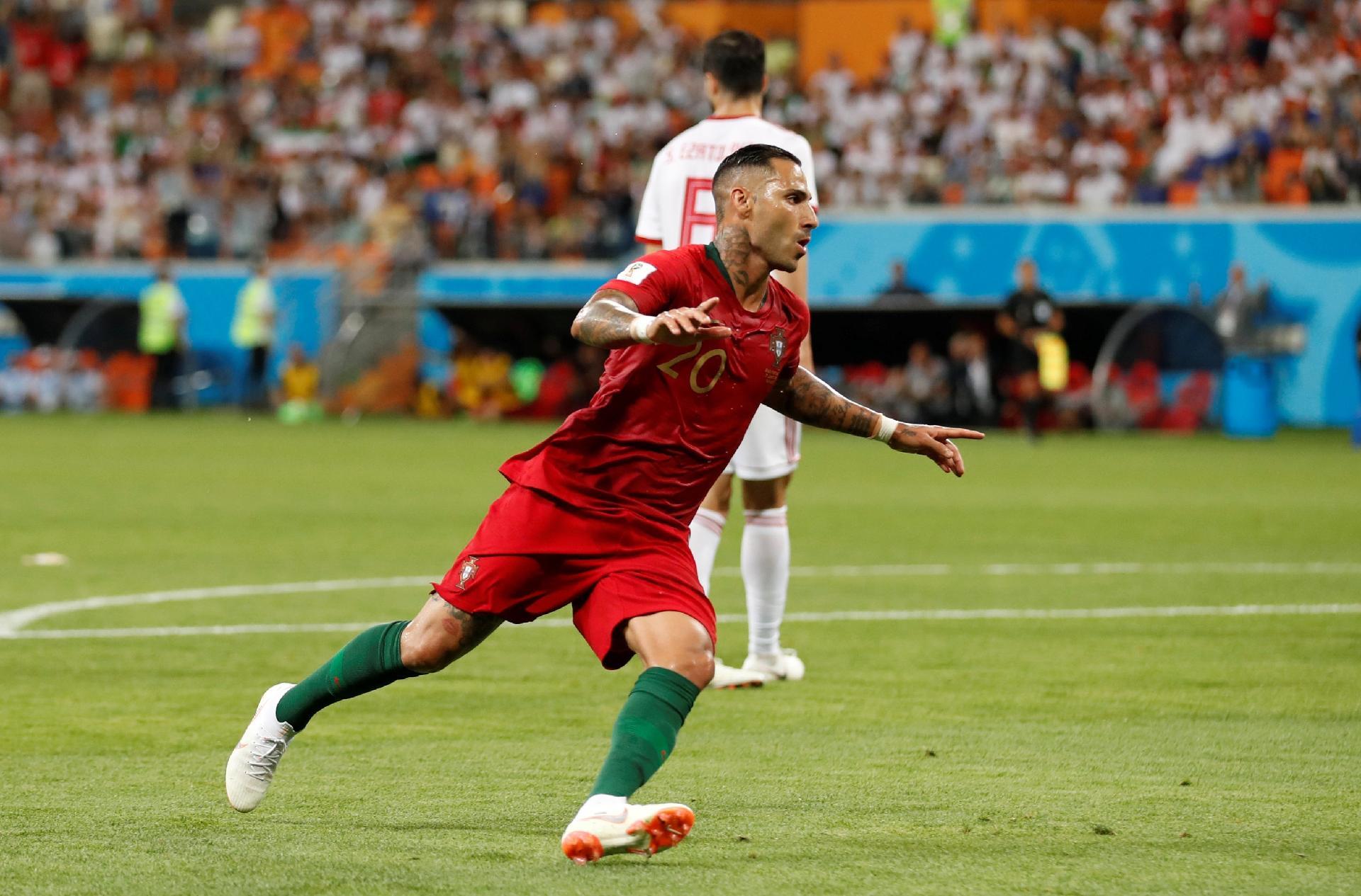 Portugal na Copa 2018  Após quatro frustrações e80e401568303