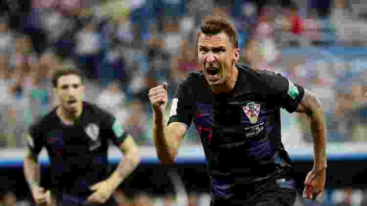 gol croácia - Darren Staples/Reuters - Darren Staples/Reuters