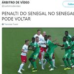 Além da boa vitória, os senegaleses também mostraram inovação tática nas jogadas - Reprodução/Twitter