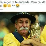 O Panamá perdeu o jogo, mas conquistou o coração dos brasileiros - Reprodução/Twitter