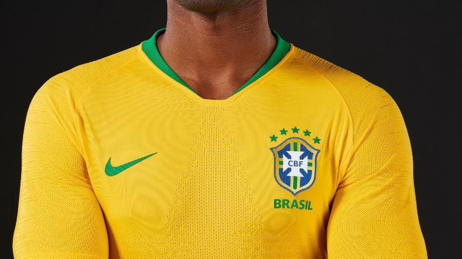 cc7f9f52b Mensagem no WhatsApp com camiseta de graça da seleção brasileira é ...