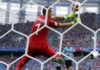 França e Uruguai se enfrentam nas quartas da Copa nesta sexta (06/07) - Getty Images