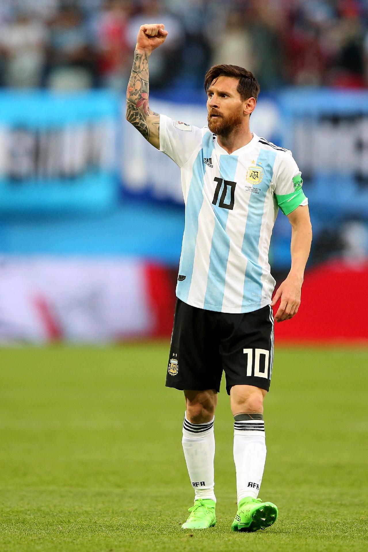 Argentina na Copa 2018  Deus não nos deixaria fora 44d29ad44e766