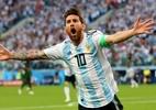 Argentina enfrenta a Nigéria nesta terça-feira (26) - Alex Livesey/Getty Images