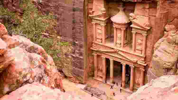 Petra (Jordânia) - Getty Images - Getty Images