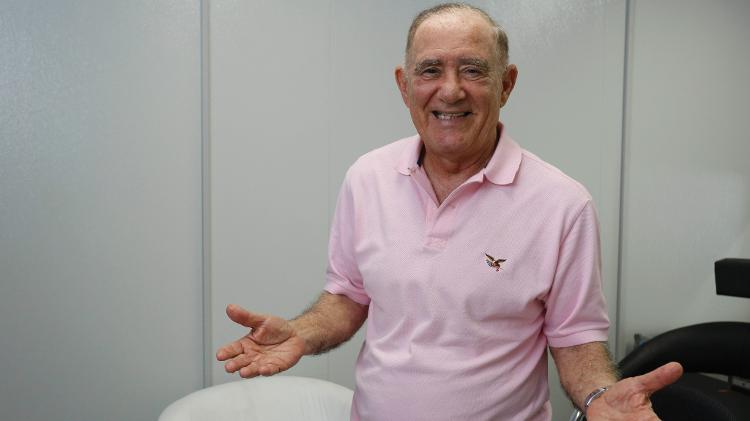 Não quer se aposentar | Aos 83 anos, Renato Aragão planeja novos trabalhos