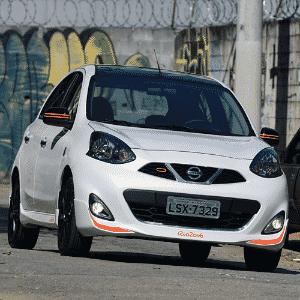 Nissan March 1.6 SL Rio 2016 Edition - Murilo Góes/UOL