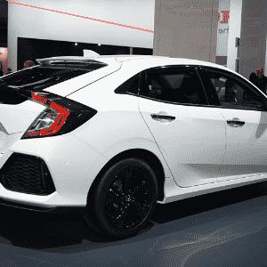 Honda Civic 2SV 1.5 i-VTEC Prestige CVT - Murilo Góes/UOL