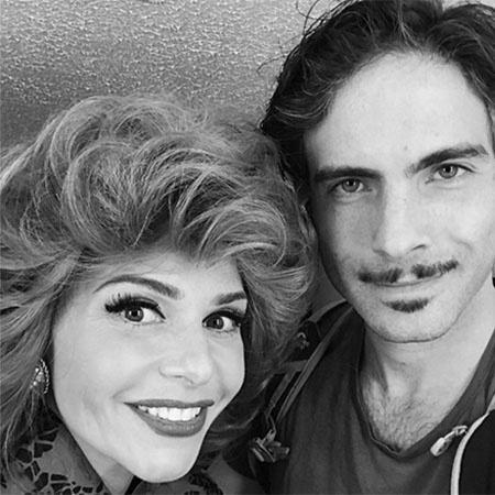 """Os atores Itatí Cantoralm e Osvaldo Benavides, a Soraya e Nandinho de """"Maria do Bairro"""" se reencontram - Reprodução/Instagram"""