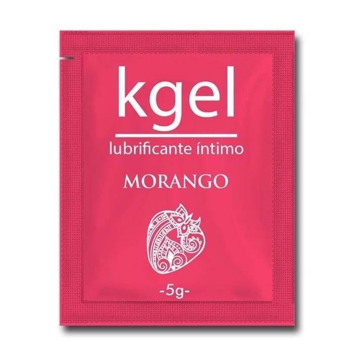 Lubrificante íntimo KGel Morango