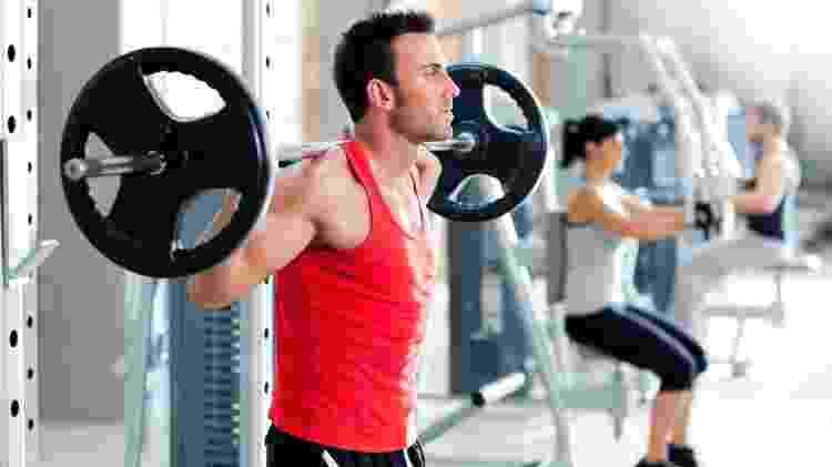 Musculação - iStock - iStock