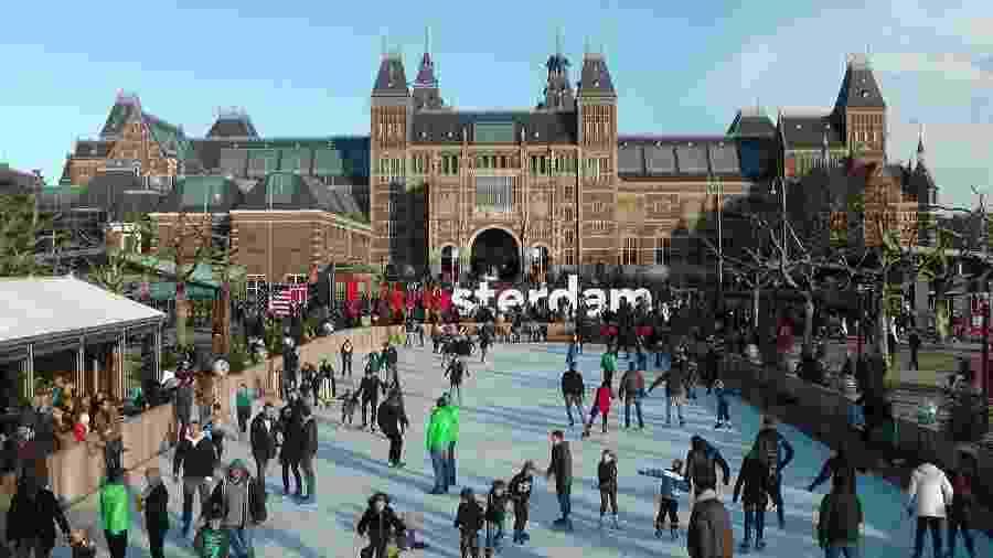 Amsterdã uma das cidades mais visitadas na Europa - PersianDutchNetwork/Creative Commons