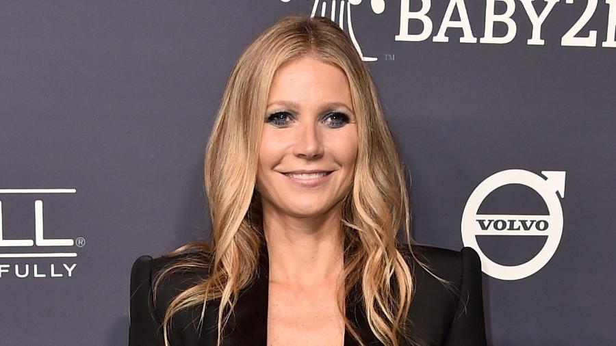 A atriz Gwyneth Paltrow - Getty Images