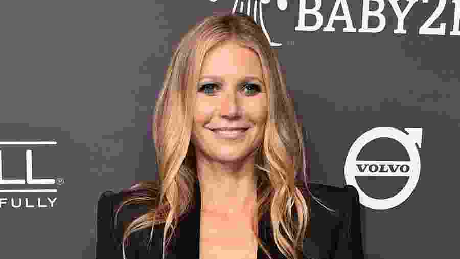A atriz Gwyneth Paltrow - Getty Images