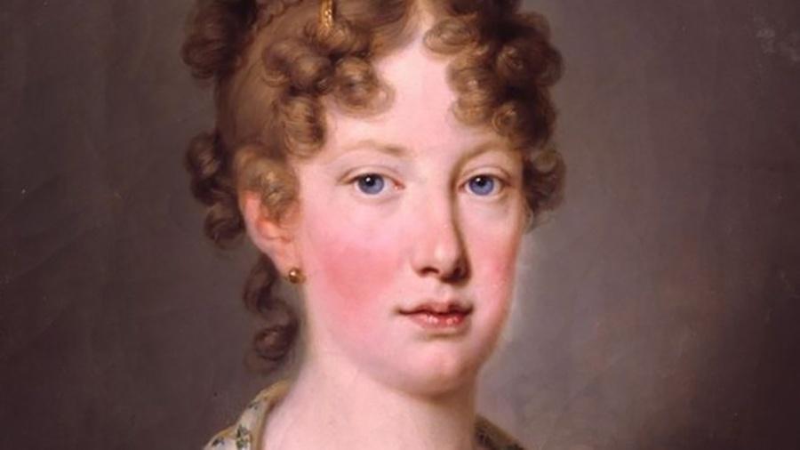 D. Leopoldina ajudou a escrever nossa história política, mas é comum explicá-la apenas como mãe de D. Pedro 2º e esposa de D. Pedro 1º  - Domínio público
