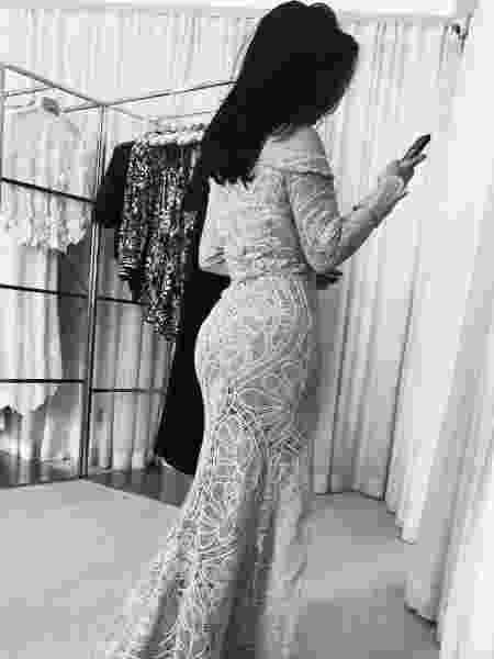 Fernanda Souza fará transmissão do Baile da Vogue, em SP - Instagram/Reprodução