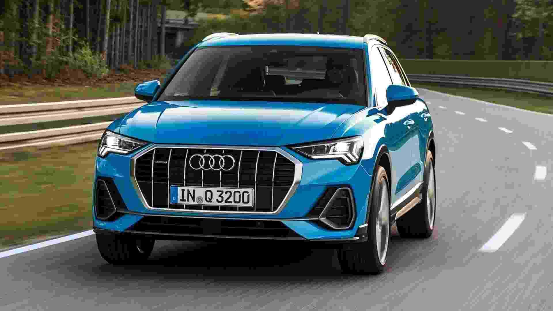 Audi Q3 segunda geração - Divulgação