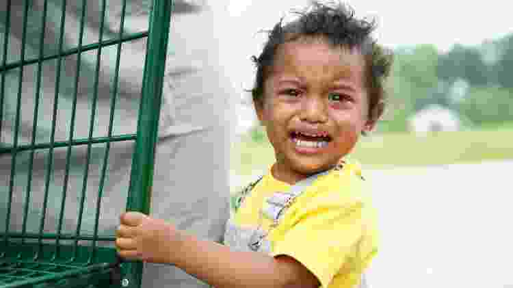 Birra, filhos, choro, criança - Getty Images - Getty Images